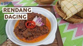 Resep Masakan Lebaran: Rendang Daging Sapi Empuk dan Meresap
