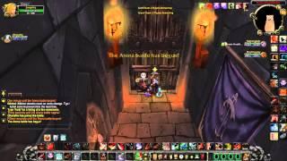 War + Rsham VS Warlock Esham 21