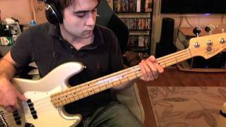 Reconsider Everything bass cover (311)