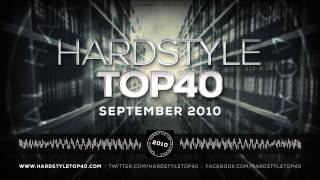 September 2010 | Hardstyle Top 40