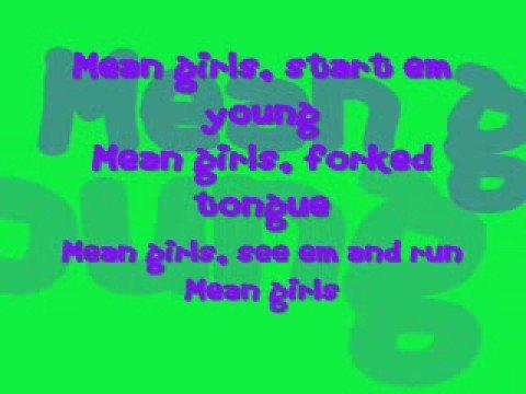 Música Mean Girls