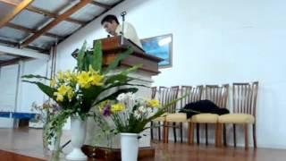 preview picture of video 'Iglesia Bautista El Faro - 22-05-13(Predica El Pastor Hugo Martinez) Argentina'