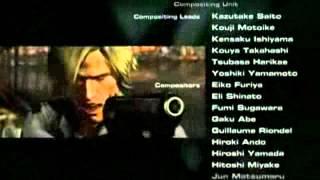 Carry on -- Anna Tsuchiya --Resident Evil Damnation Credit Theme Song..