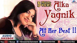 Alka Yagnik : At Her Best | Best Hindi Songs | 90