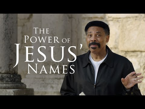 The Power of Jesus Names | Bible Study with Tony Evans