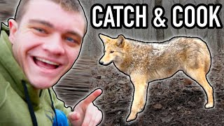 The worst thing i've ever eaten... (Coyote CATCH CLEAN COOK)