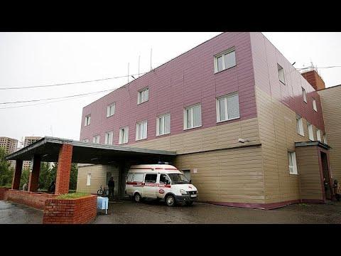 Ρωσία: «Μπλόκο» στη μεταφορά του Ναβάλνι στη Γερμανία- «Δεν βρέθηκαν ίχνη δηλητηρίου»…