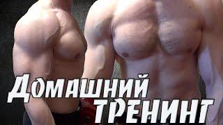 Накачать мышцы в домашних условиях. Домашняя программа тренировок.