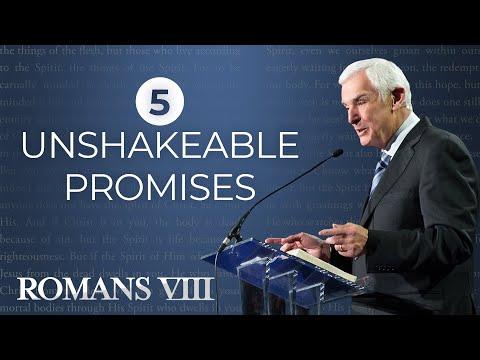 Five Unshakeable Promises | Dr. David Jeremiah