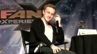 Том Фелтон, Tom Felton (Draco Malfoy) @ Comic Con Part 2