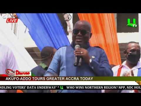 Prez. Akufo-Addo tours Greater Accra today
