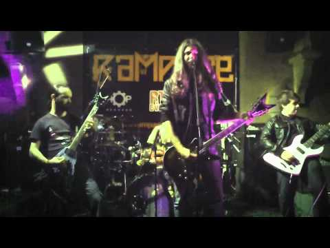Fire In The Empire - Fear And Time @ Rampage Preston
