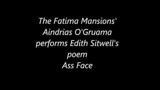 """Ass Face"" performed by The Fatima Mansions'  Aindrias O'Gruama"