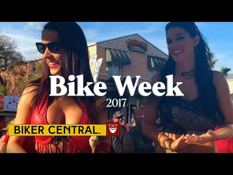 Daytona Bike Week 2017 - 76th Anniversary | ChadGallivanter