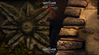 The Witcher 3 HD Reworked Project NextGen - Second Preview -
