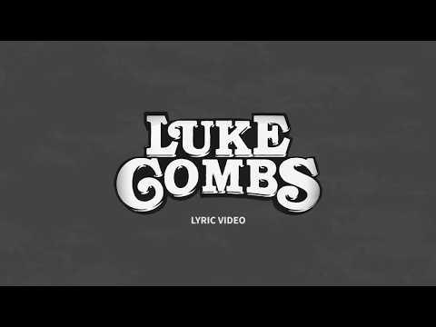 Luke Combs - Even Though I'm Leaving (Lyric Video)🎵