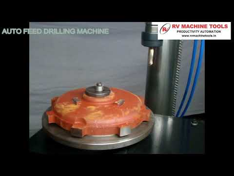 PCD Drilling Machine