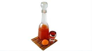 Абрикосовый Ликёр на Коньяке ✧ Дамский напиток