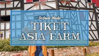 Harga Tiket Masuk Asia Farm Pekanbaru untuk Liburan Tahun Baru 2020