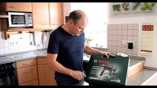 Unboxing Bosch Bohrhammer PBH 3000-2 FRE