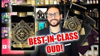 Initio Oud For Greatness Review + NYC Event! Please Watch!