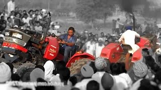 Arjun 605 vs Arjun 605 - Tractor Tochan Competition HD