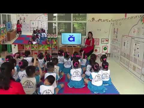 Chuyên đề: Tổ chức các hoạt động lấy trẻ làm trung tâm (MN Hải Phú)