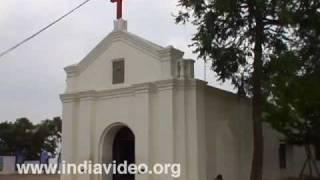 St. Thomas Mount at Chennai