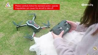 ZLRC Beast SG906 How to Fly SG906 Beast RC Quadcopter in 10 Minutes #THANKS GEEKBUYING