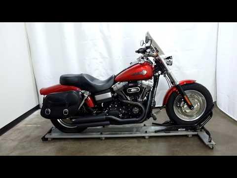 2013 Harley-Davidson Dyna® Fat Bob® in Eden Prairie, Minnesota - Video 1