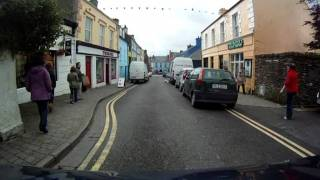 preview picture of video 'Dingle. abbey video productions.com a drive around Dingle filmed by a gopro camera 2011'