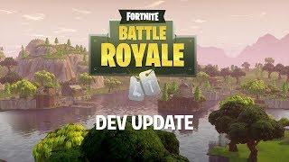 Battle Royale Dev Update #7 - LTMs & Shooting Model Test