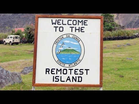 Video Top 10 Most Remote Places to Live