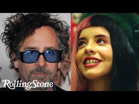 Melanie Martinez Wants to Make a Movie with Tim Burton