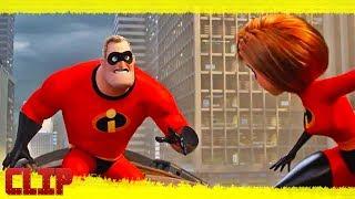 Los Increíbles 2 - El Socavador Ha Escapado