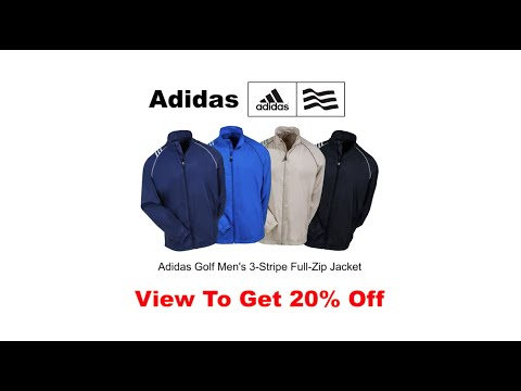 Get Discount Adidas Men's Golf Shirts