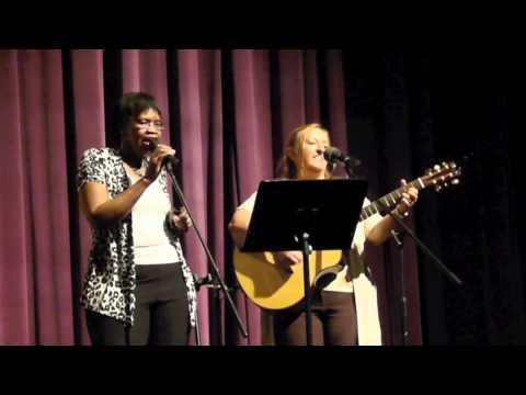 "The Shack Song ""Papa's Calling"" with Deborah P. and Barbara W."