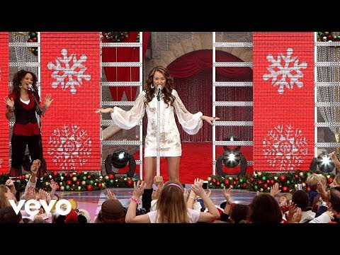 Miley Cyrus - All I Want For Christmas Is You (Mariah Carey Cover) - Miley Cyrus Fans