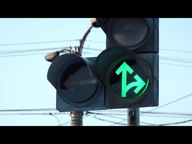 Новый светофор сбил ангарчан с толку