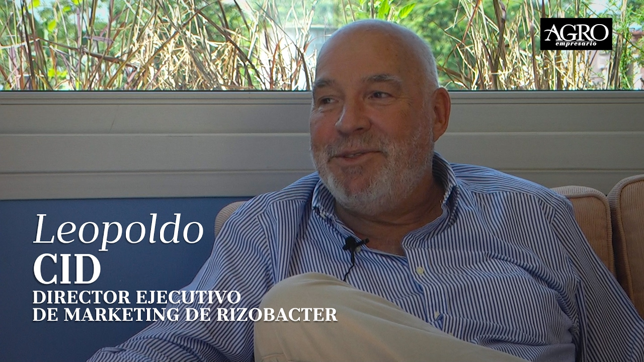 Leopoldo Cid - Director Ejecutivo de Marketing de Rizobacter