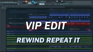 Martin Garrix ft. Ed Sheeran - Rewind Repeat It (Martin Garrix VIP Edit) FL STUDIO REMAKE +FLP