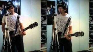 Crazy Amanda Bunkface - Sum 41 VOCAL + GUITAR Cover