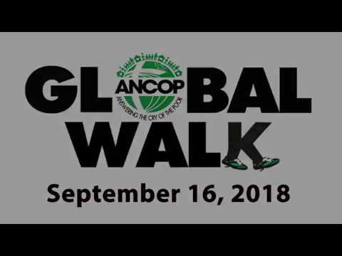 ANCOP Global Walk 2018 Teaser