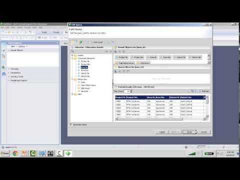 SAP Crystal reports for beginners - YouTube