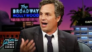 <b>Mark Ruffalo </b>Is Your Average NYC Subway Rider