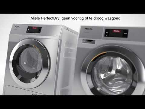 Miele Professional PDR 300 SmartBiz HP [EL] warmtepomp droogautomaat