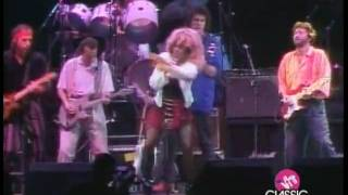Tina Turner - Eric Clapton - Tearing Us Apart