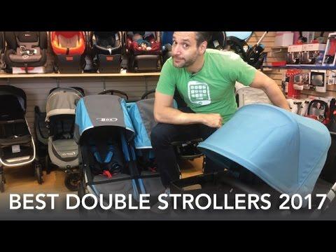 Best Double Strollers 2017 | Bugaboo Donkey | Vista | City Select Lux |  Duallie | Silvercross Wave