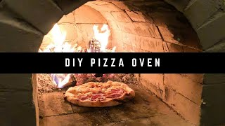 HOW TO BUILD // Wood Fired Brick Pizza Oven Part 1