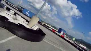 preview picture of video 'Gokart CityCenter Celje 7.6.2013'